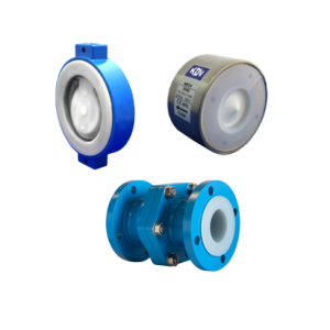 Plastic Lined Check Valves